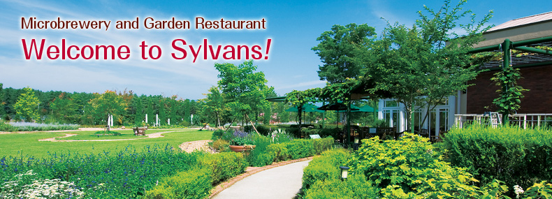 Microbrewery and Garden Restaurant Welcome to Sylvans!